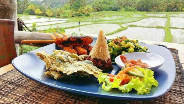 restoran makanan sehat di bali