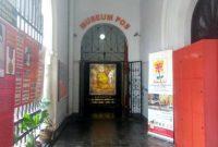 Lokasi Museum Kantor Pos Bandung