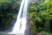 air terjun way tayas gunung rajabasa