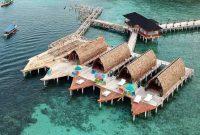 penginapan pulau tegal mas